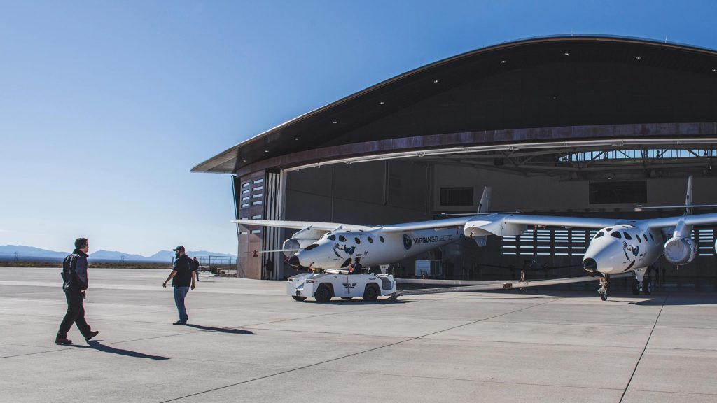 Italian Space Agency (ASI) Signs Letter Of Intent For Virgin Galactic Research Flight
