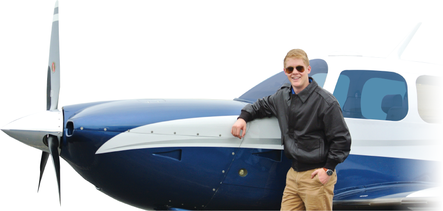 Jack Become The Youngest Person To Fly Solo Around The World